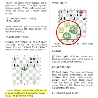 Our Services: Chess Annotation